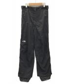 ()の古着「SCOOP PANT/スクープパンツ」|ブラック