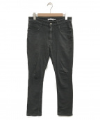 nonnative(ノンネイティブ)の古着「DWELLER 5P JEANS DROPPED FIT」|ブラック