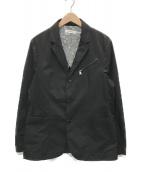 ()の古着「OFFICER 3B JACKET COTTON TWILL」|ブラック