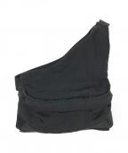 JULIUS(ユリウス)の古着「COMBINATION BODY BAG/ボディバッグ」 ブラック