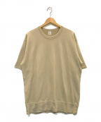 Ron Herman(ロンハーマン)の古着「Garment Dye Sweat Tee」|ベージュ