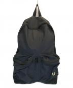 FRED PERRY(フレッドペリー)の古着「Windbreaker Backpack」|ブラック