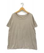 ()の古着「Loose Tシャツ」|ベージュ