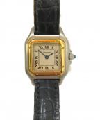 Cartier(カルティエ)の古着「パンテール S/G SM リストウォッチ」