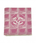 CHANEL(シャネル)の古着「2つ折り財布」|ピンク