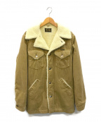 Wrangler(ラングラー)の古着「ランチジャケット」 ベージュ