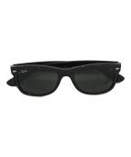 RAY-BAN(レイバン)の古着「New Wayfarer サングラス」|ブラック