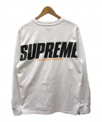 SUPREME(シュプリーム)の古着「Trademark L/S Top」|ホワイト