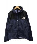 ()の古着「Mountain Raintex Jacket」 ブラック×ネイビー