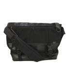 ()の古着「MESSENGER BAG(L)」|ブラック