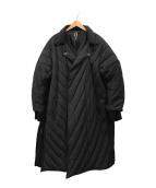 ()の古着「thinsulate レイヤーコート」|ブラック