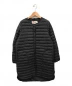 Traditional Weatherwear(トラディショナルウェザーウェア)の古着「ARKLEY LONG DOWN PACKABLE」|ブラック