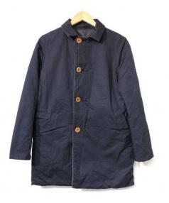 A VONTADE(ア ボンタージ)の古着「Reversible Coat」|ネイビー