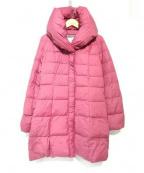 Sybilla(シビラ)の古着「ダウンコート」 ピンク