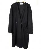 COMMON PROJECTS(コモンプロジェクツ)の古着「KIMONO COAT」|ブラック