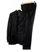 RING JACKET(リングジャケット)の古着「ブラックスーツ」|ブラック