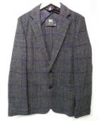 JOURNAL STANDARD TRISECT(ジャーナルスタンダードトライセクト)の古着「MALLALIEUSジャケット」|グレー