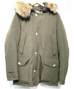 Woolrich(ウールリッチ)の古着「アークティックパーカ」|カーキ