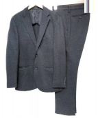 MACKINTOSH PHILOSOPHY(マッキントッシュフィロソフィー)の古着「トロッタージャージーセットアップ」|グレー