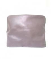 3.1 phillip lim(3.1 フィリップリム)の古着「31 MINUTEレザークラッチバッグ」|グレー