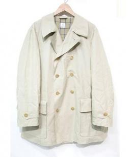 ANATOMICA(アナトミカ)の古着「ベンタイルコットントレンチコート」 ベージュ