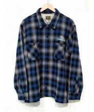 TENDERLOIN(テンダーロイン)の古着「シャツ」|ブルー