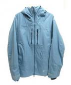 MAMMUT(マンムー)の古着「スノートリックジャケット」|スカイブルー