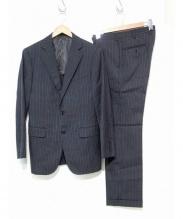 BARNEYS NEWYORK(バーニーズニューヨーク)の古着「セットアップスーツ」|グレー