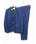 N.HOOLYWOOD(エヌハリウッド)の古着「セットアップ」|ブルー