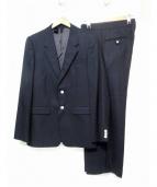 N.HOOLYWOOD(エヌハリウッド)の古着「2パンツセットアップ」|ネイビー