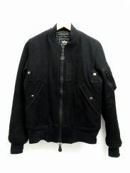 ALPHA(アルファ)の古着「別注ウールMA-1ジャケット」