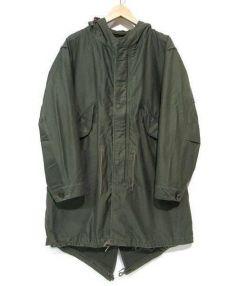 THE REAL McCOYS(ザ・リアルマッコイズ)の古着「M-1951モッズコート」|オリーブ