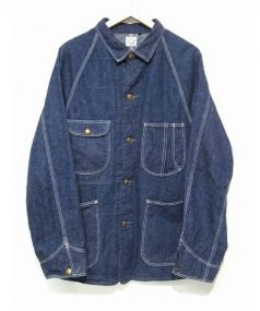 orSlow(オアスロウ)の古着「1950'Sカバーオール」|ブルー