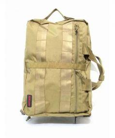 BRIEFING(ブリーフィング)の古着「3WAYビジネスバッグ」|コヨーテ