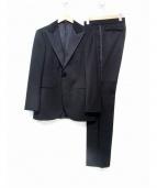 Takizawa Shigeru(タキザワ シゲル)の古着「タキシードスーツ」|ブラック