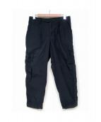 kolor/BEACON(カラービーコン)の古着「サイドパッカリングパンツ」