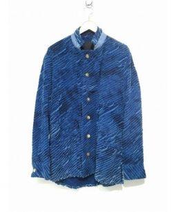 WEYEP(ウィエップ)の古着「カバーオール」 ブルー