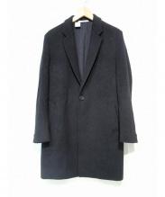 N.HOOLYWOOD(エヌハリウッド)の古着「チェスターコート」|ブラック