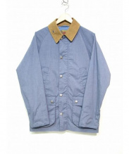 Barbour(バブアー)の古着「コットンビデイルジャケット」|ブルー