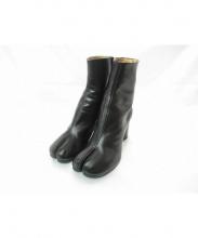 Maison Margiela 22(メゾンマルジェラ22)の古着「18AW足袋ブーツ」|ブラック