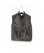 ASPESI(アスペジ)の古着「G199 JIL中綿ベスト」|オリーブ