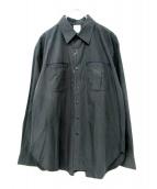 THE NERDYS(ザ ナーディーズ)の古着「ファンクショナルPKシャツ」