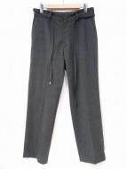 .efiLevol(エフィレボル)の古着「TR BC Slacks パンツ」