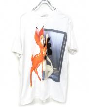 GIVENCHY(ジバンシー)の古着「バンビプリントTシャツ」
