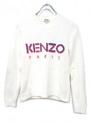 KENZO(ケンゾー)の古着「ロゴニット」