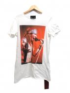 FAGASSENT TOSHIKI AOKI(ファガッセン トシキアオキ)の古着「プリントTシャツ」
