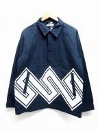 FLAGSTUFF(フラッグスタッフ)の古着「コットンコーチジャケット」