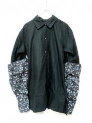 DELADA(デラダ)の古着「オーバーサイズハーフシャツ」
