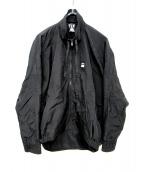 PAM(ファム)の古着「ドルマンナイロンジャケット」