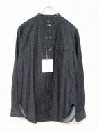 Engineered Garments(エンジニアードガーメンツ)の古着「バンドカラーシャツ」